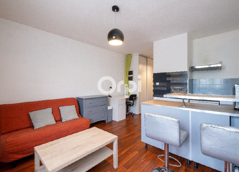 Appartement à louer 21.65m2 à Limoges