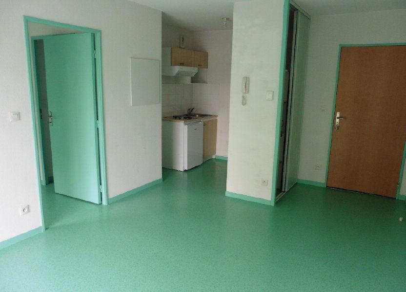 Appartement à louer 34.84m2 à Limoges
