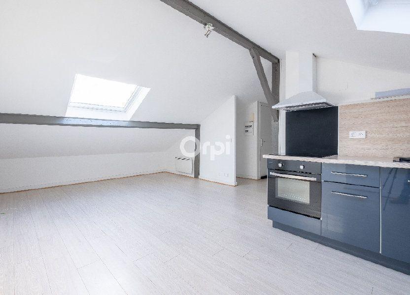 Appartement à louer 36m2 à Limoges