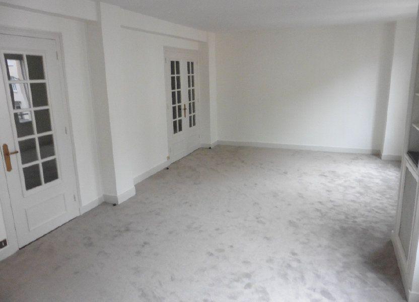 Appartement à louer 92.82m2 à Limoges