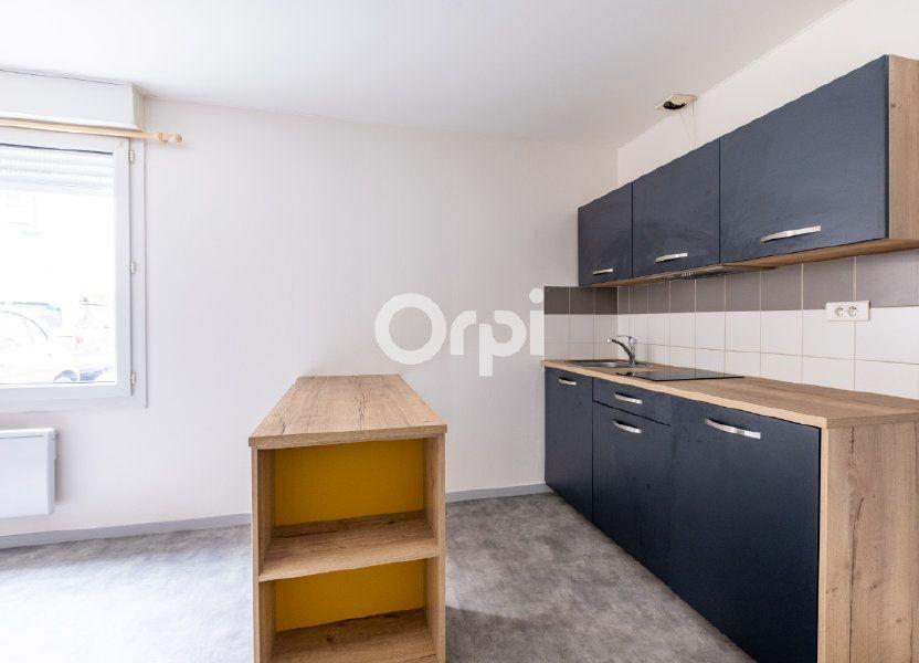 Appartement à louer 32.1m2 à Limoges