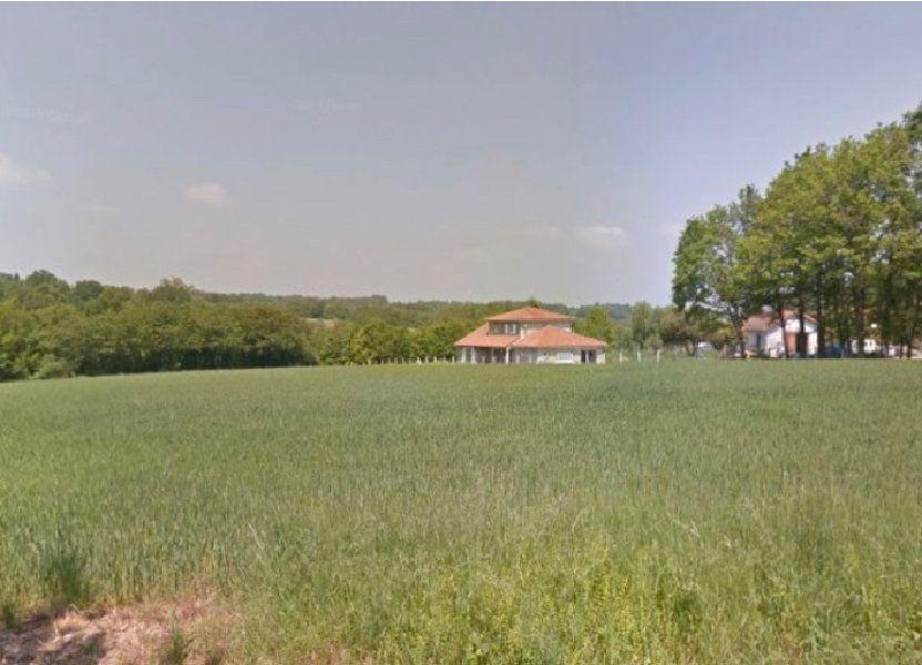 Terrain à vendre 1766m2 à Burgnac