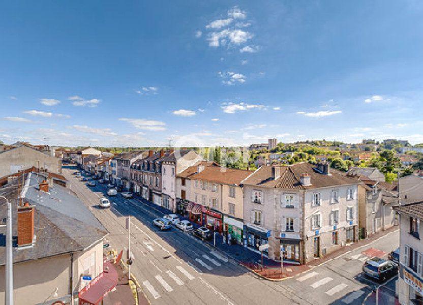 Appartement à vendre 60m2 à Limoges