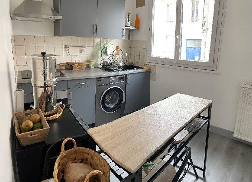 Appartement à louer 30.05m2 à Limoges