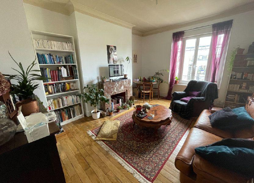 Appartement à louer 74m2 à Limoges