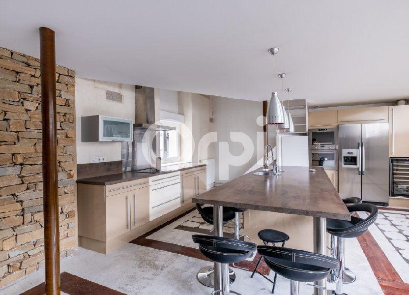 Appartement à louer 107.94m2 à Limoges