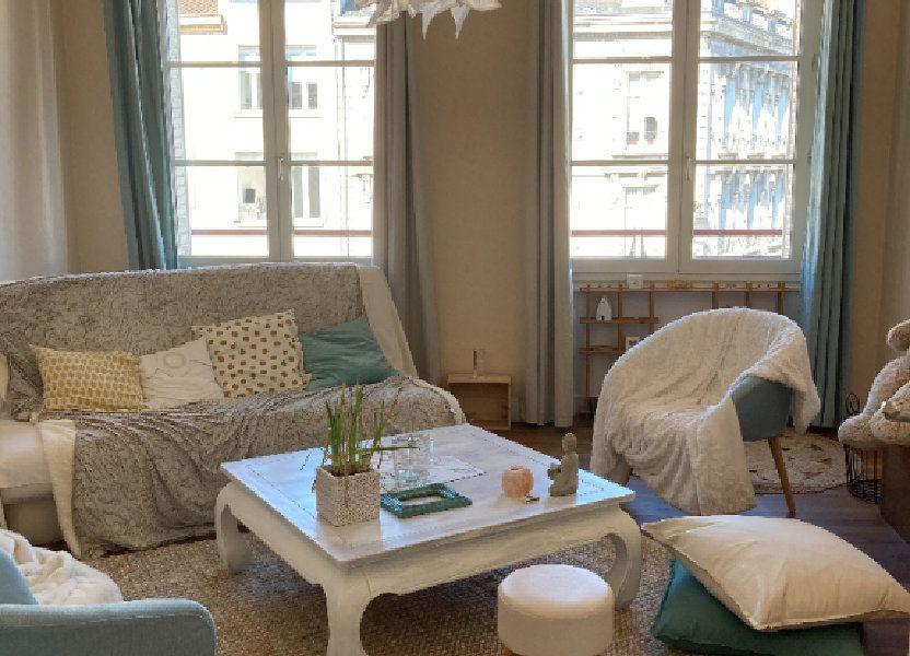 Appartement à louer 76.5m2 à Limoges