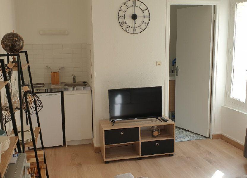 Appartement à louer 17.58m2 à Limoges