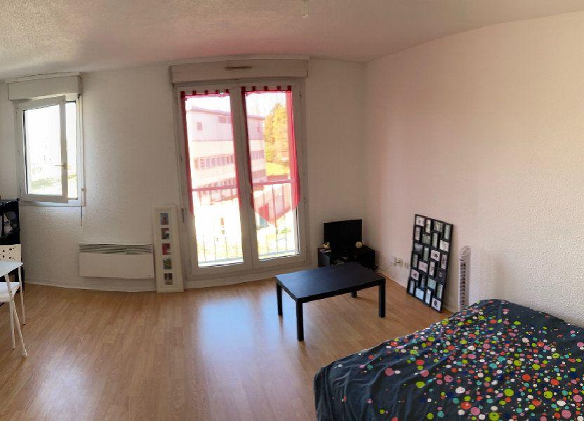 Appartement à louer 27.44m2 à Limoges
