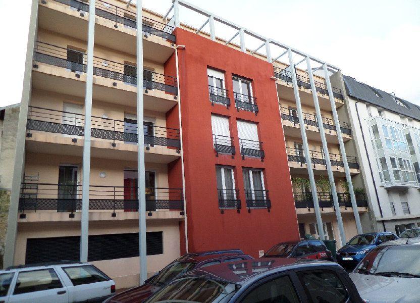 Appartement à louer 87.46m2 à Limoges