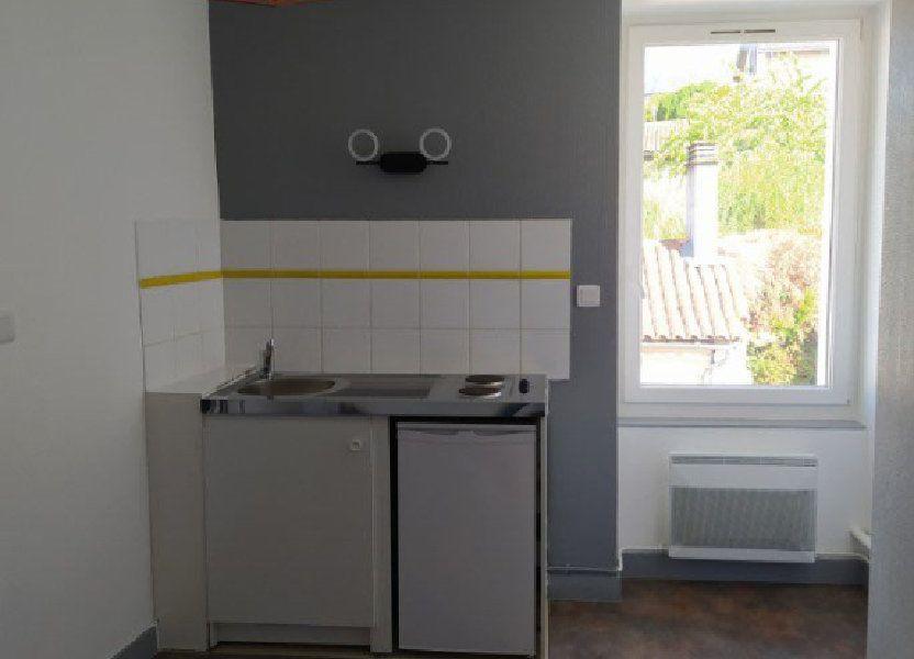 Appartement à vendre 26m2 à Limoges