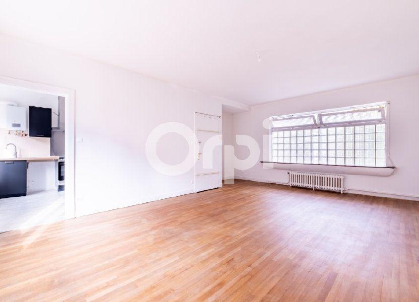 Appartement à louer 87m2 à Limoges