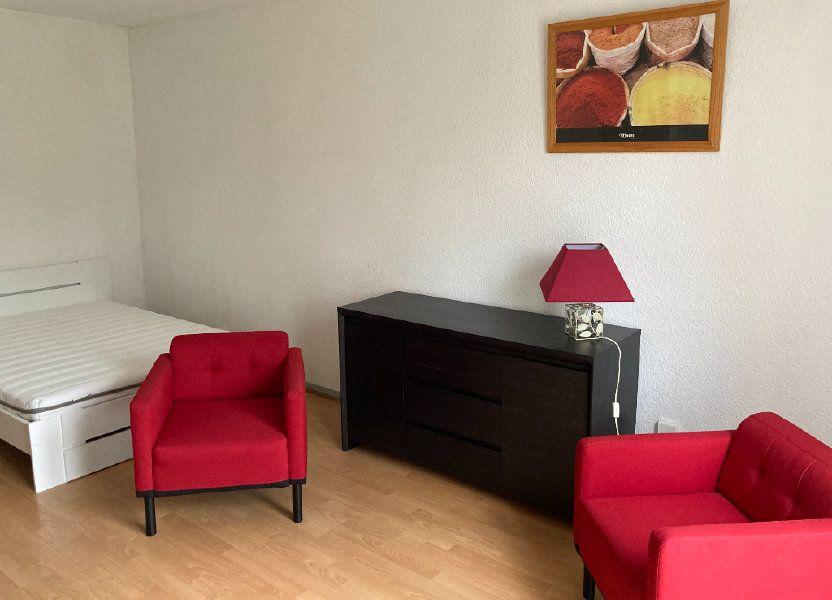 Appartement à louer 28.58m2 à Limoges