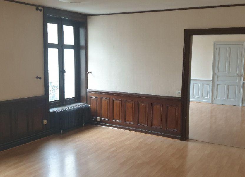 Appartement à louer 117.97m2 à Limoges