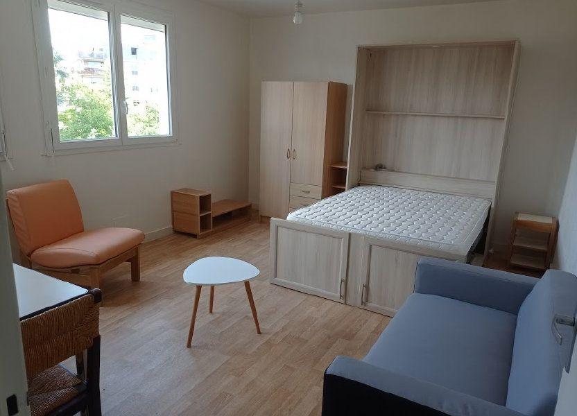 Appartement à louer 37.48m2 à Limoges