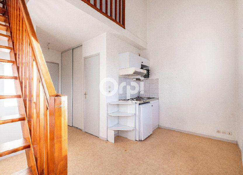 Appartement à louer 28.01m2 à Limoges