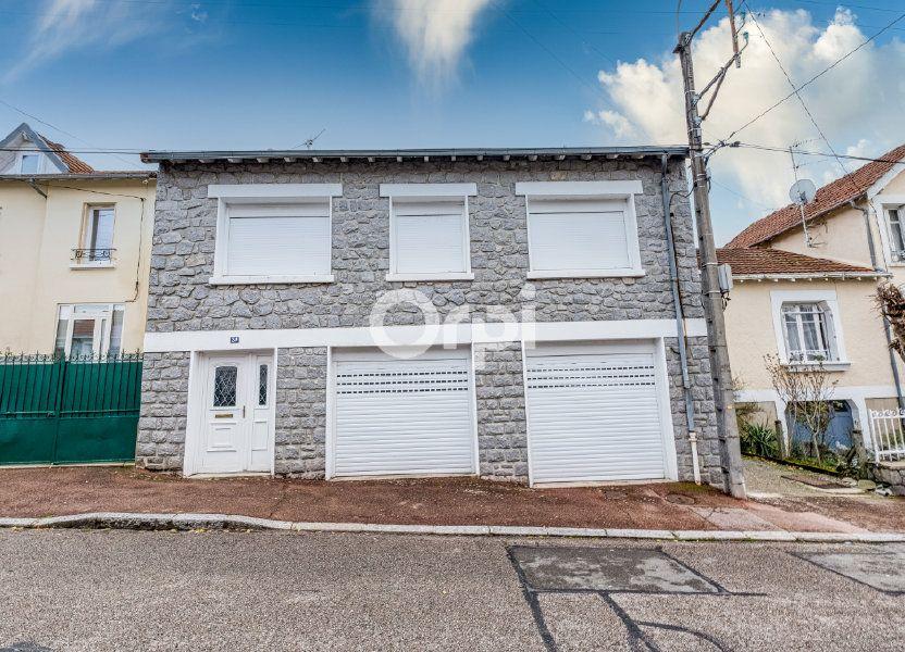 Maison à vendre 92m2 à Limoges