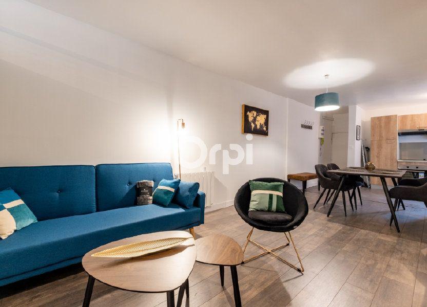 Appartement à louer 60.37m2 à Limoges