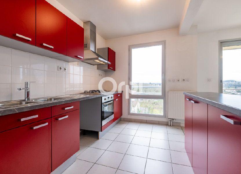 Appartement à louer 77.39m2 à Isle