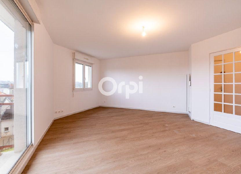 Appartement à louer 85.8m2 à Limoges