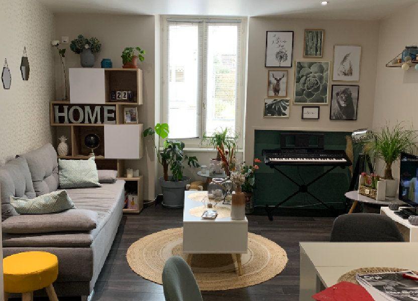 Appartement à louer 58.75m2 à Limoges