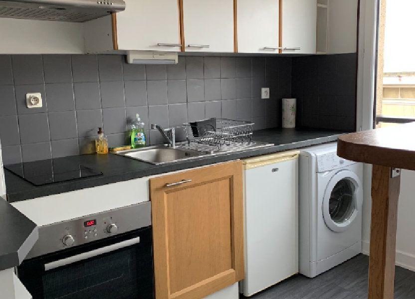 Appartement à louer 33.3m2 à Limoges
