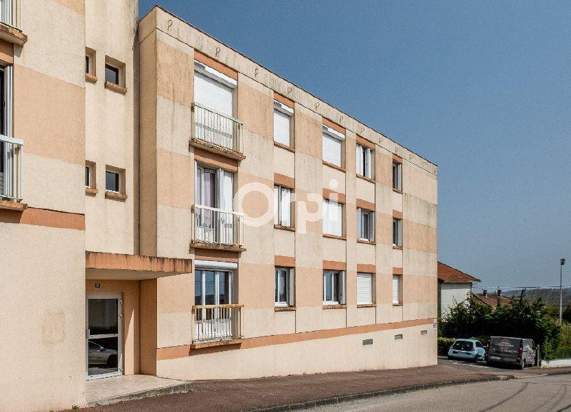 Appartement à vendre 44.31m2 à Limoges