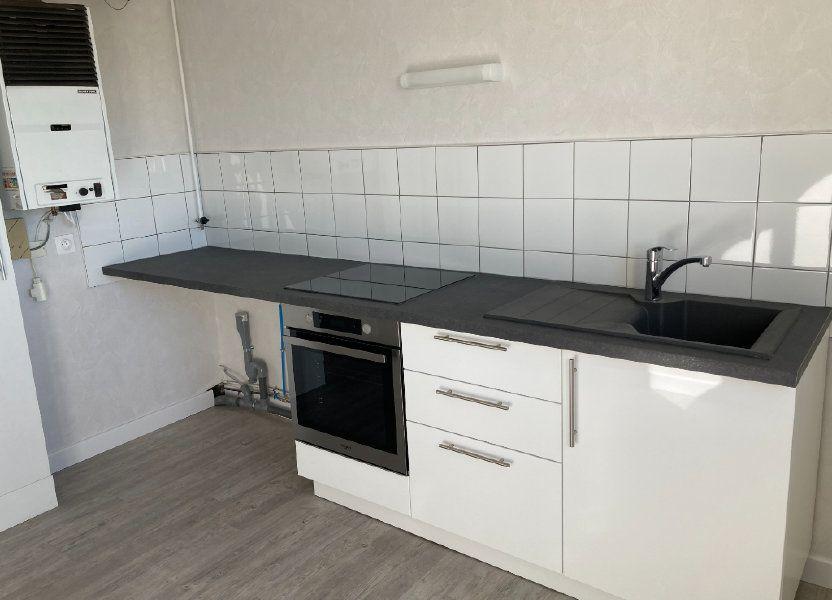 Appartement à louer 66.07m2 à Limoges