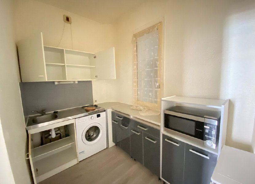 Appartement à louer 36.64m2 à Limoges