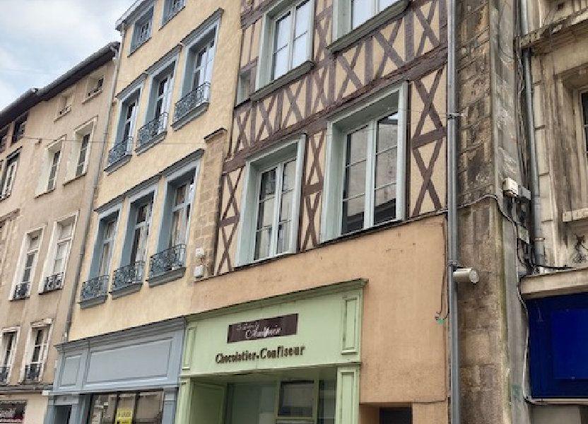 Appartement à vendre 65m2 à Limoges