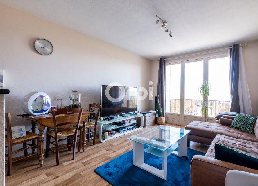 Appartement à louer 57.05m2 à Limoges