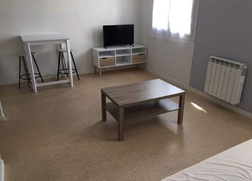 Appartement à louer 26m2 à Limoges