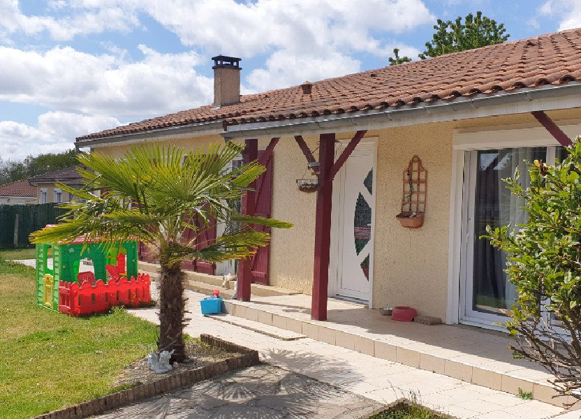 Maison à vendre 106m2 à Saint-Martin-le-Vieux
