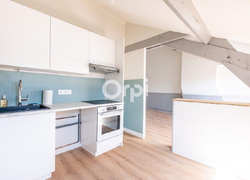 Appartement à louer 54.91m2 à Limoges