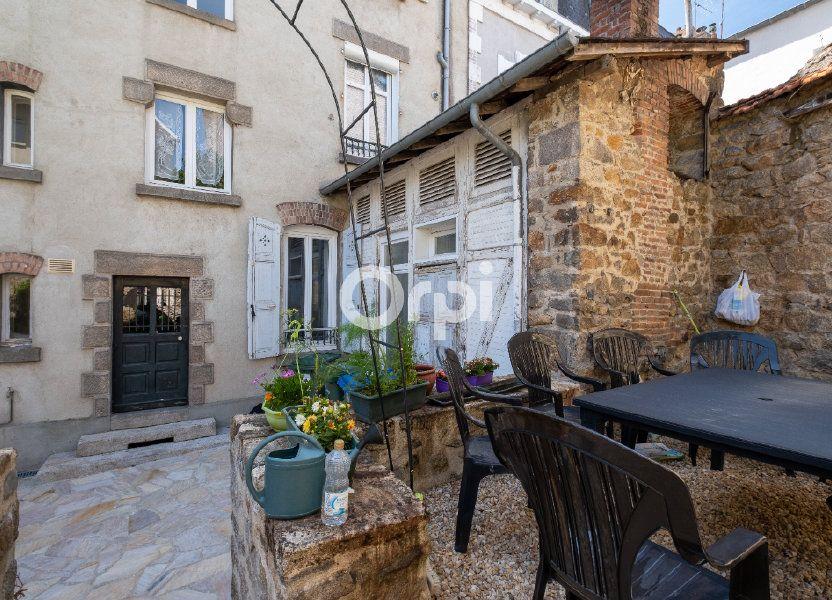 Appartement à vendre 98m2 à Limoges