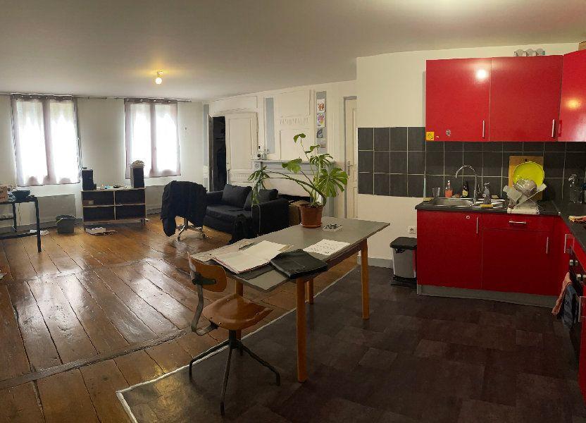 Appartement à louer 52m2 à Limoges
