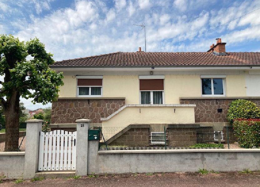 Maison à vendre 60m2 à Limoges