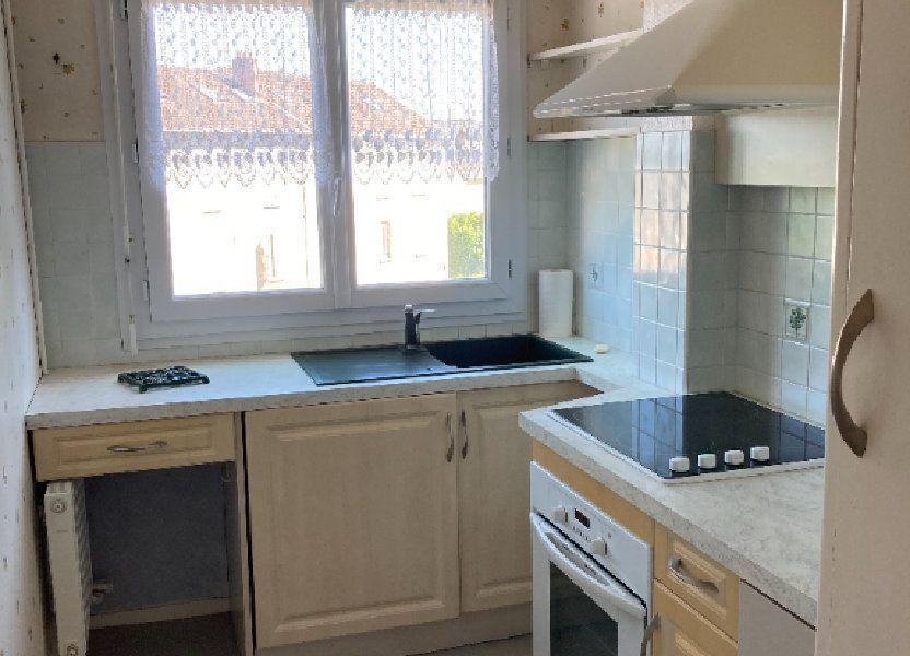 Appartement à louer 39.01m2 à Limoges