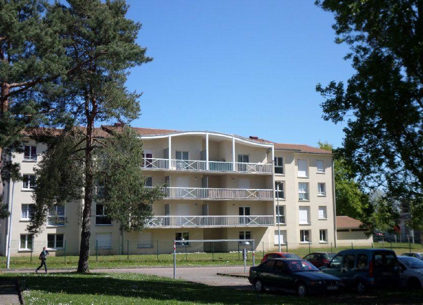 Appartement à louer 25.38m2 à Limoges