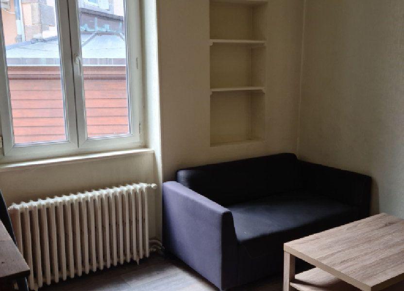 Appartement à louer 24.09m2 à Limoges