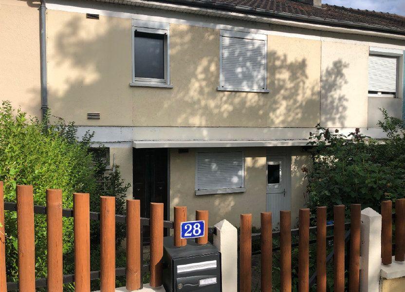 Maison à louer 77.54m2 à Limoges