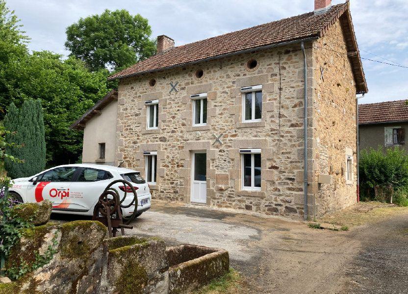 Maison à louer 80m2 à Saint-Laurent-les-Églises