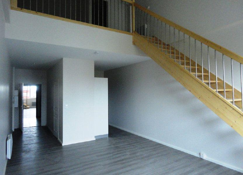Appartement à louer 63.63m2 à Soustons