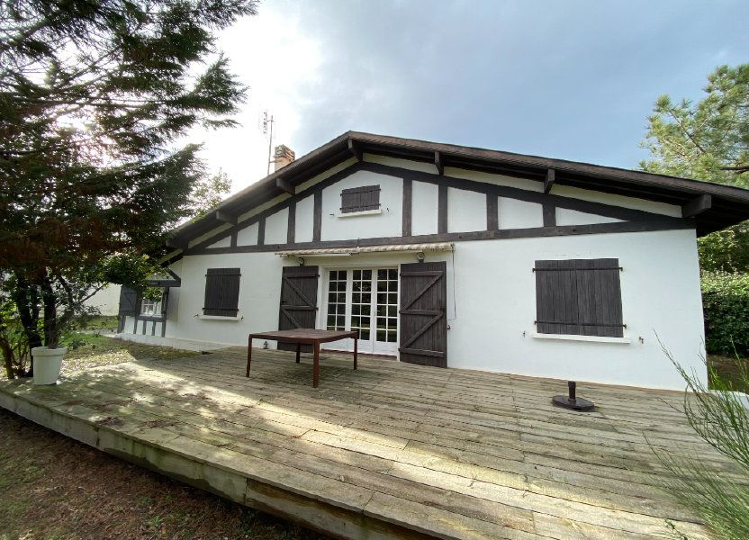 Maison à vendre 115m2 à Seignosse