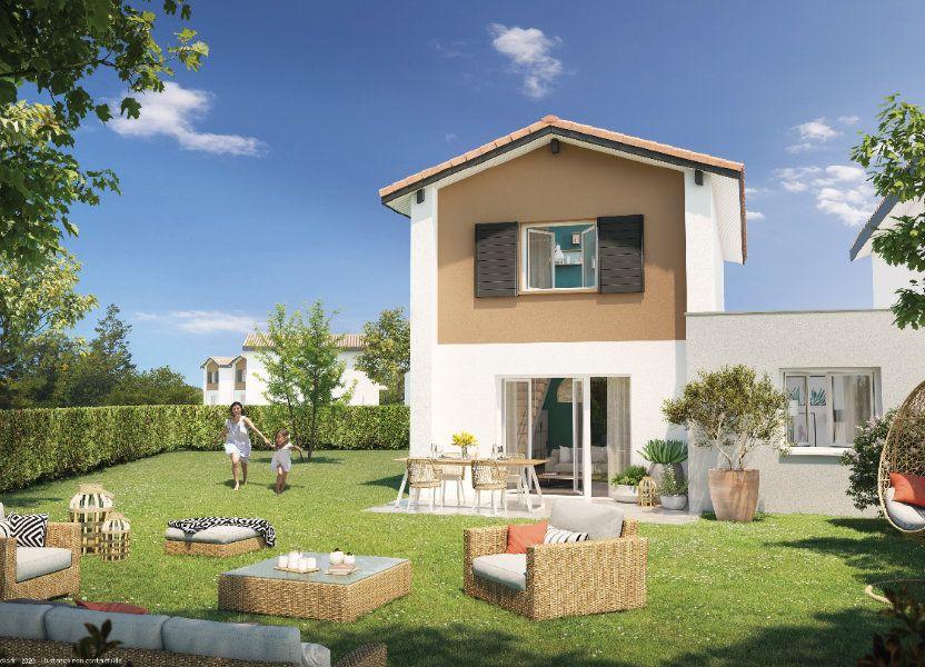 Maison à vendre 87.16m2 à Saint-Paul-lès-Dax