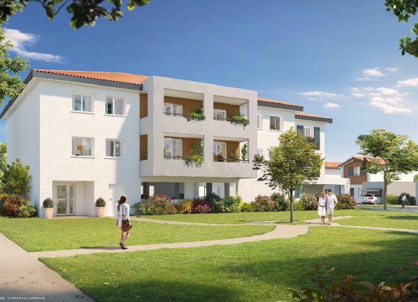 Appartement à vendre 43.5m2 à Saint-Paul-lès-Dax