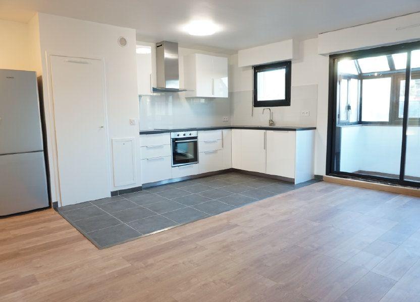 Appartement à louer 62.91m2 à Antony