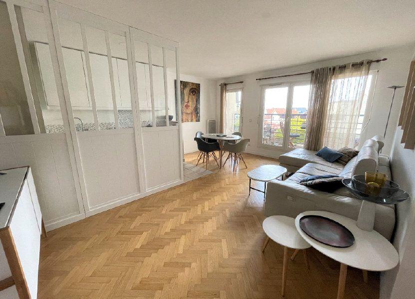 Appartement à vendre 65.53m2 à Antony