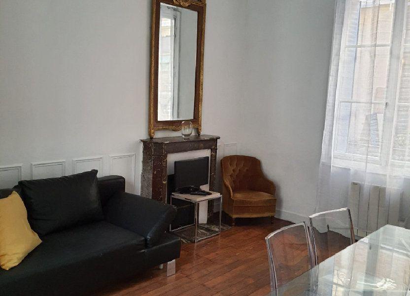 Appartement à louer 40m2 à Paris 16