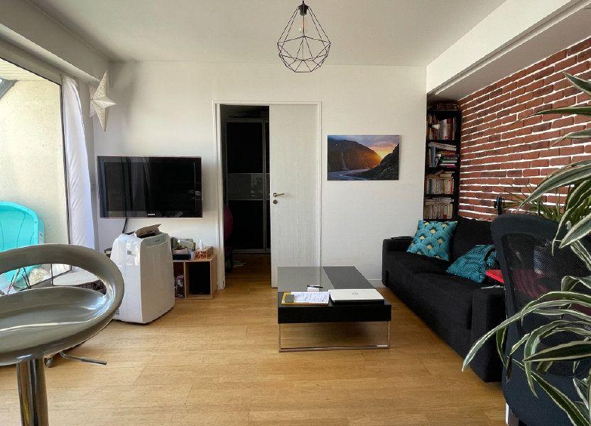 Appartement à louer 35.6m2 à Antony